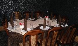 Випзал Кафе Нева приглашает гостей