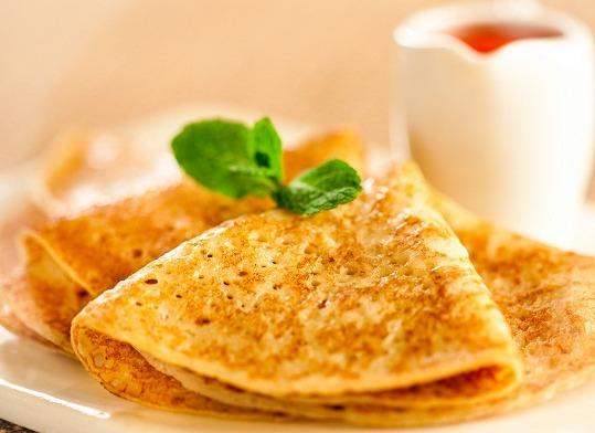 Горячие закуски приготовленные кафе Нева в ассортименте